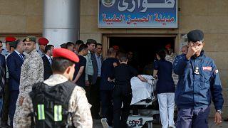 Cuatro turistas heridos en un ataque con cuchillo en Jordania
