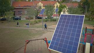 EU renewable energy project lights the way in Croatia and Serbia