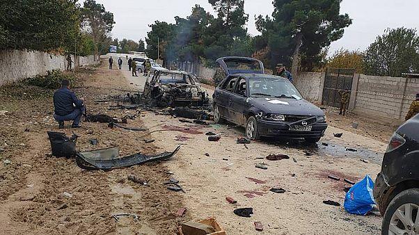 Группа боевиков уничтожена на таджикско-узбекской границе