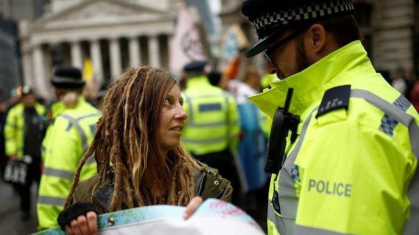 Police ban on Extinction Rebellion protests was unlawful says High Court