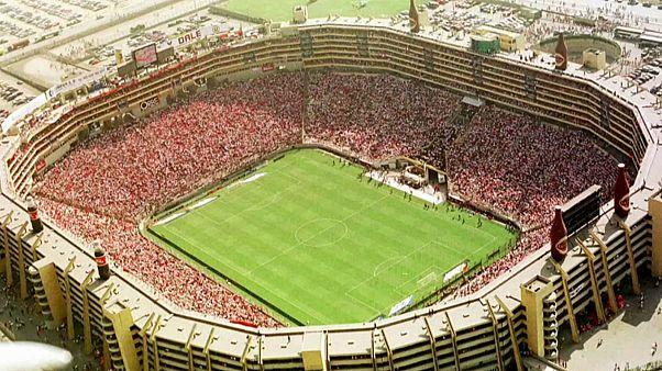 Resultado de imagem para Lima final da Libertadores