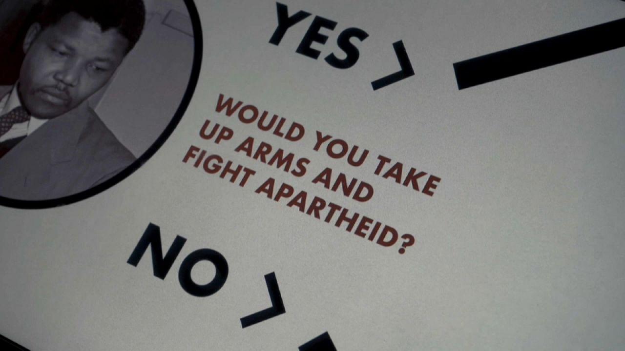 Mandela, Valadier, Eliasson: Austellungstipps für Europa