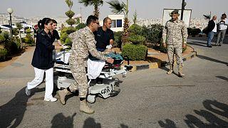 حمله با چاقو در اردن