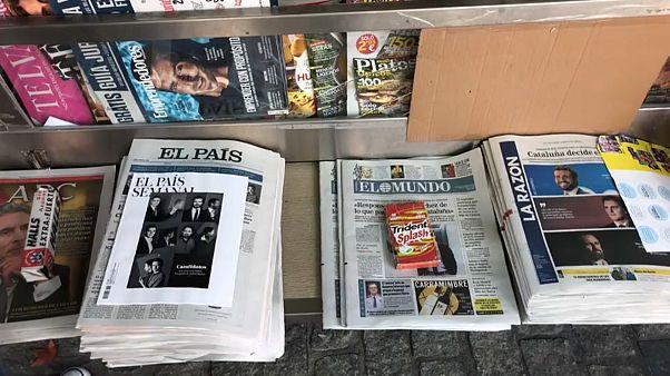 Politikverdrossenheit kurz vor Wahl in Spanien