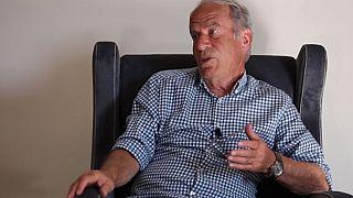 دنیزلی در گفتوگو با یورونیوز: در حال حاضر طرفدار تراکتورسازی هستم