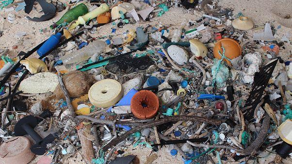 Naponta 13000 új szemétdarabot mos partra az óceán a lakatlan Henderson-szigeten. A hulladék 99,8 százaléka műanyag.