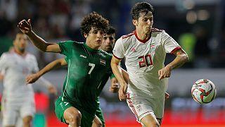 دیدار دو تیم ملی ایران و عراق در کشور اردن برگزار می شود
