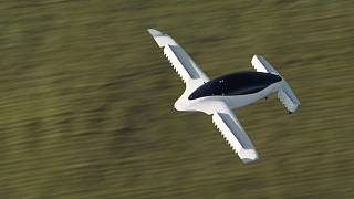 Web Summit 2019: Meet the flying taxi that could revolutionise how we move around