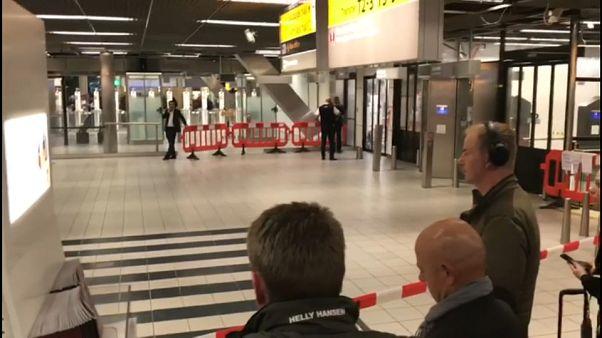 Fausse alerte sécuritaire à l'aéroport Schiphol d'Amsterdam, après l'erreur d'un pilote