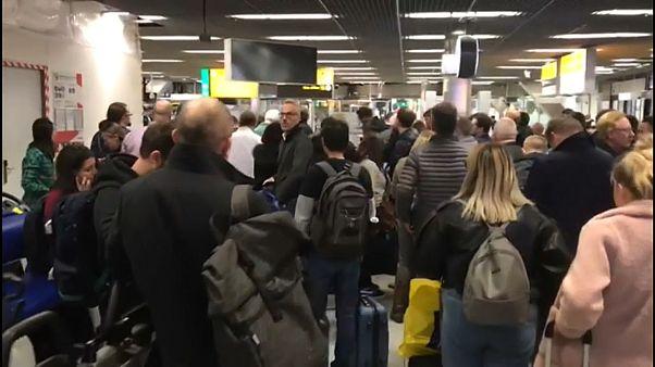 Falsa alarma en el aeropuerto holandés de Schiphol