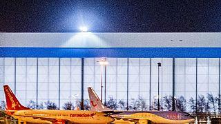 Pilot yanlışlıkla alarmı çalıştırdı: Schiphol havalimanında 'şüpheli durum' paniği
