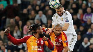 Şampiyonlar Ligi Real Madrid-Galatasaray maçı