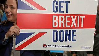 Top départ de la campagne électorale britannique, le Brexit dans tous les esprits