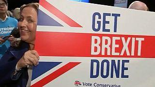 Britischer Wahlkampf hat begonnen