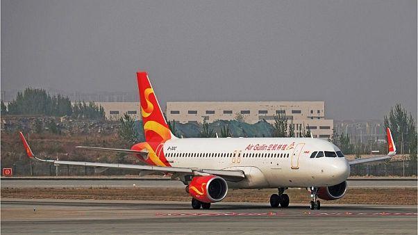 زن چینی در کابین خلبان؛ مدیران ارشد شرکت هواپیمایی نیز تنبیه شدند