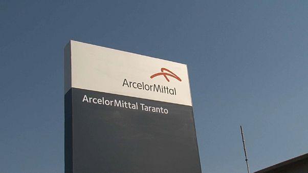 La guerra fra il governo italiano e Arcelor Mittal