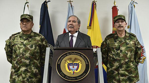 Kolombiya Savunma Bakanı Botero, 8 çocuğun öldüğü hava saldırısı sonrası istifa etti