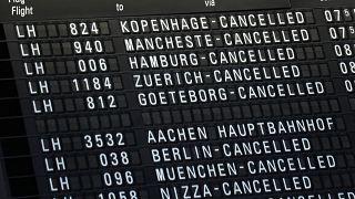 Απεργία στη Lufthansa - Ταλαιπωρία για 180.000 επιβάτες