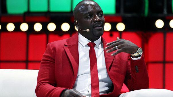 "Akon apresenta ""moeda"" na Web Summit"