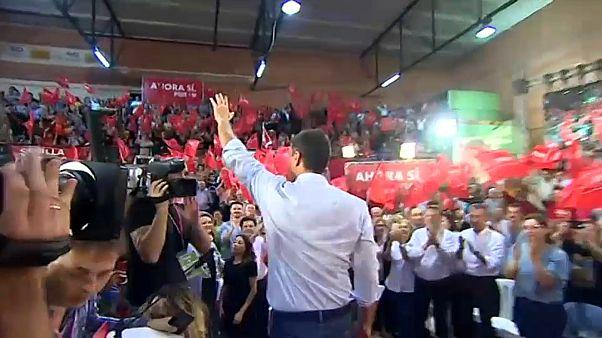 """""""Mano izquierda"""": escenarios de Gobierno tras las elecciones del 10-N en España"""
