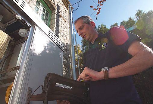 L'internet à haut débit accélère le développement de la Grèce rurale
