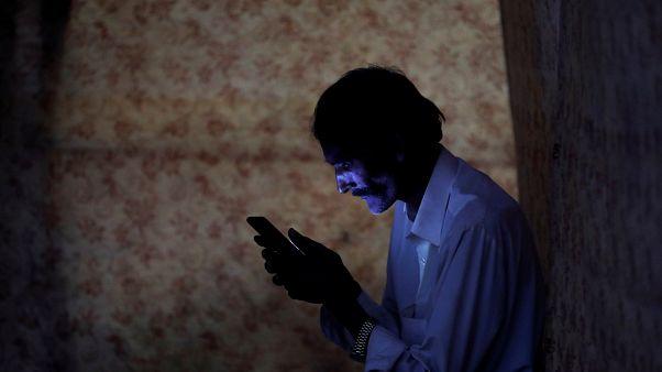 4,1 milliárd ember internetezik