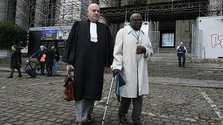 Ruanda'daki soykırımın 71 yaşındaki sanığı Neretse, Brüksel'de yargılanıyor