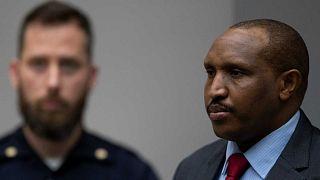 Bosco Ntaganda, devant la Cour pénale internationale à La Haye, le 7 novembre 2019
