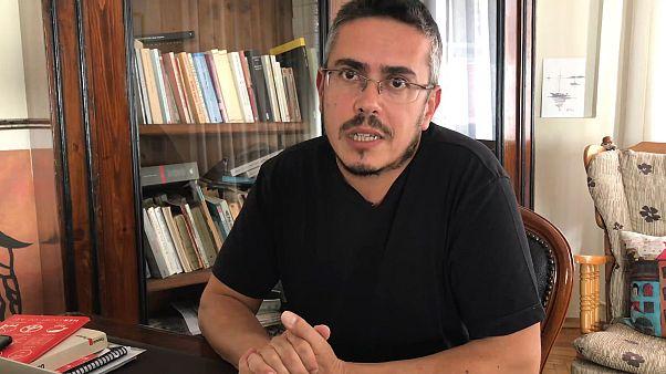KHK ile ihraç edilen 'Barış akademisyeni' Uraz Aydın