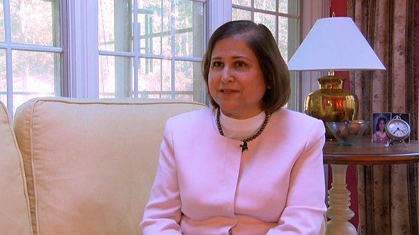 شاهد: غزالة هاشمي أول مسلمة تنتخب في المجلس التشريعي لولاية فرجينيا