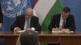 Regionális ENSZ-központ nyílik Budapesten