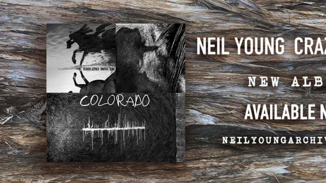 «Κολοράντο»: Το νέο άλμπουμ του Νιλ Γιανγκ με τους Crazy Horse