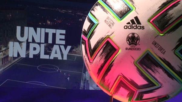 Unifória: a 2020-as foci EB hivatalos labdája