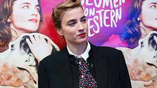 Adele Haenel in January 2017.