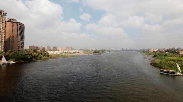 Nil nehrinde su paylaşım krizi: Krize taraf 3 ülke Washington'da masada