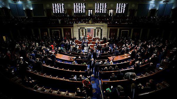 U.S. House of Representatives, on Capitol Hill in Washington, U.S.