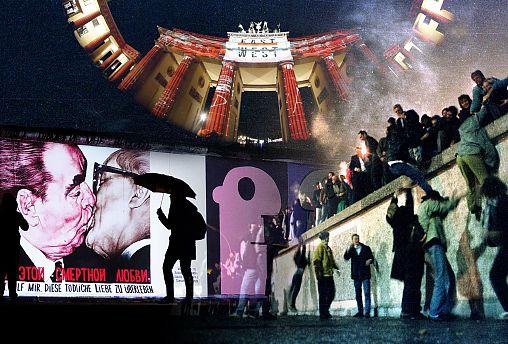 30 años de un hecho clave para Europa: la caída del muro de Berlin