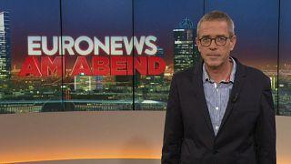 Euronews am Abend vom 07. November 2019