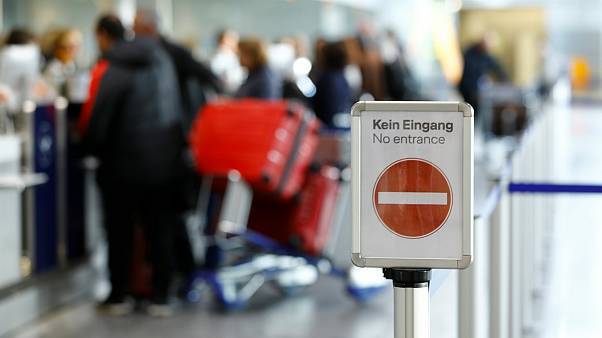 سرگردانی مسافران در پی اعتصاب خدمه پرواز شرکت لوفت هانزا