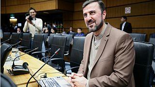 ایران: بازرس اخراجی آژانس «مواد منفجره» به همراه داشت