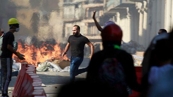 بغداد غرق دود و آتش؛ نیروهای امنیتی عراق ۴ معترض دیگر را کشتند