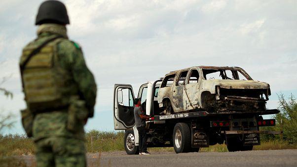 Meksika'da 9 Amerikalı kadın ve çocuk çete mücadelesi nedeniyle öldürülmüş