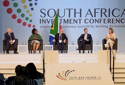 South Africa's €90 billion investment drive