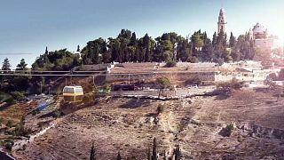 """مشروع """"تلفريك"""" إسرائيلي يربط شطري القدس يستفز الفلسطينيين"""