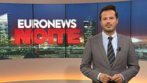 Euronews Noite | As notícias do Mundo de 7 de novembro de 2019