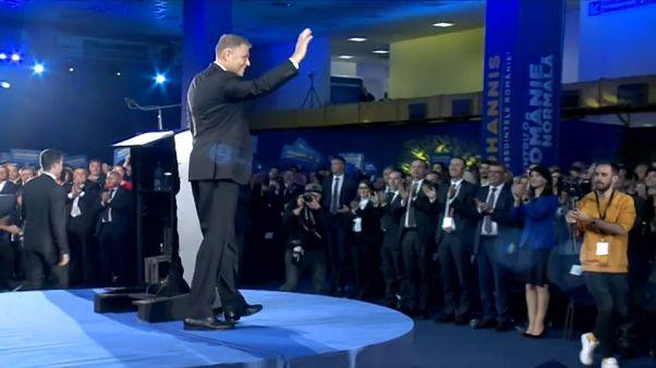 El presidente Klaus Iohannis es el favorito en las elecciones rumanas