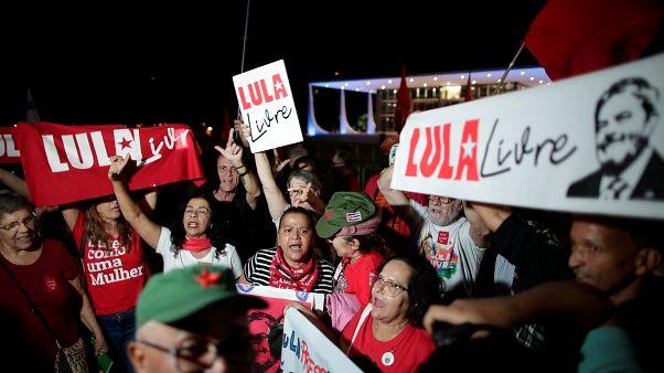Экс-президент Бразилии Лула да Силва может выйти из тюрьмы