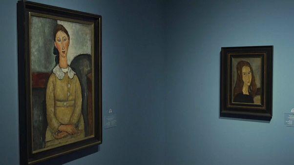 Modigliani, il livornese nato artisticamente a Parigi, torna a casa