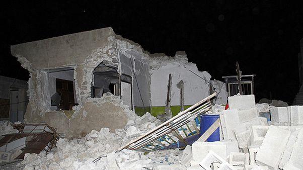 Ισχυρός σεισμός στο Ιράν: Τουλάχιστον 6 νεκροί και 340 τραυματίες
