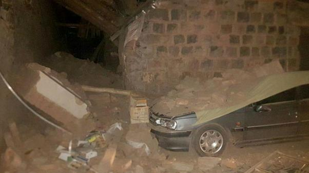 İran'da 5,9 büyüklüğünde deprem: En az 6 ölü